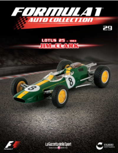 Formula 1 Auto Collection - Issue 029