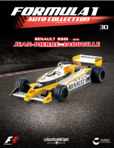 Formula 1 Auto Collection - Issue 030