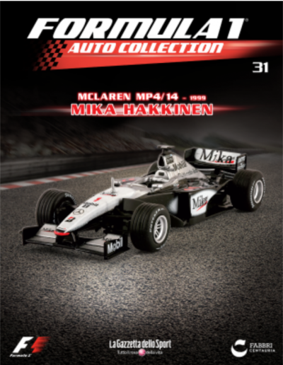 Formula 1 Auto Collection - Issue 031