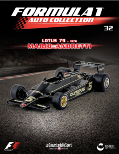 Formula 1 Auto Collection - Issue 032
