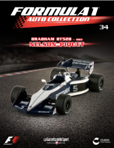 Formula 1 Auto Collection - Issue 034