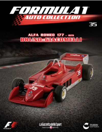 Formula 1 Auto Collection - Issue 035