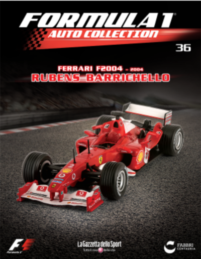 Formula 1 Auto Collection - Issue 036