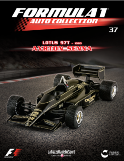 Formula 1 Auto Collection - Issue 037