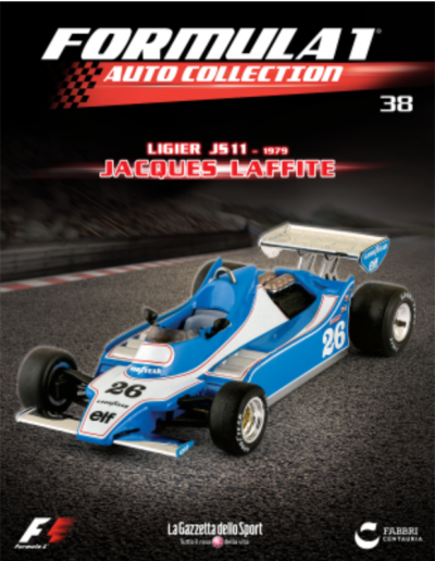 Formula 1 Auto Collection - Issue 038