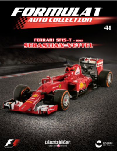 Formula 1 Auto Collection - Issue 041
