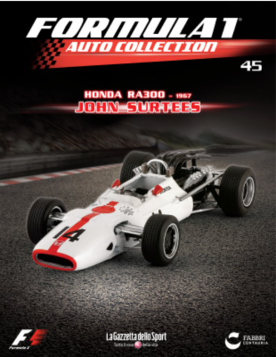 Formula 1 Auto Collection - Issue 045