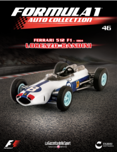 Formula 1 Auto Collection - Issue 046