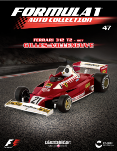 Formula 1 Auto Collection - Issue 047