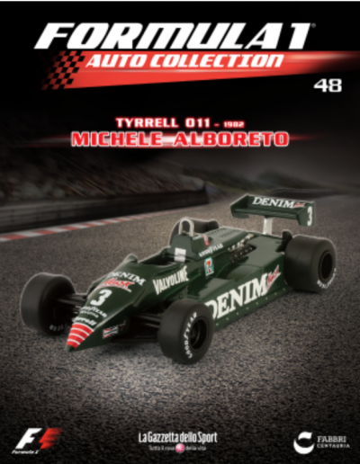 Formula 1 Auto Collection - Issue 048