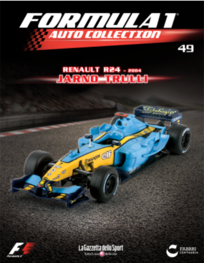 Formula 1 Auto Collection - Issue 049