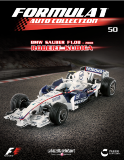 Formula 1 Auto Collection - Issue 050
