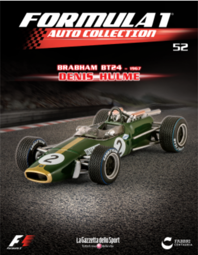 Formula 1 Auto Collection - Issue 052