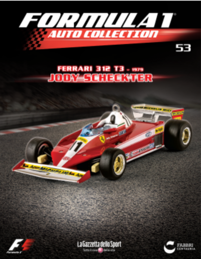 Formula 1 Auto Collection - Issue 053