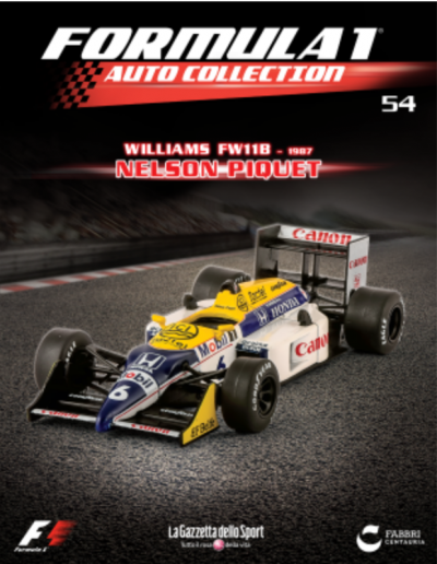 Formula 1 Auto Collection - Issue 054