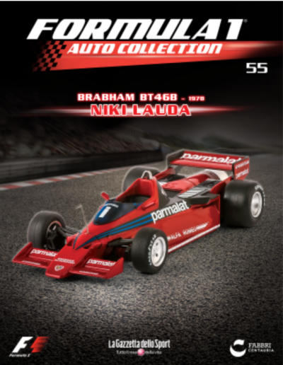 Formula 1 Auto Collection - Issue 055