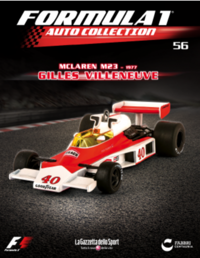 Formula 1 Auto Collection - Issue 056