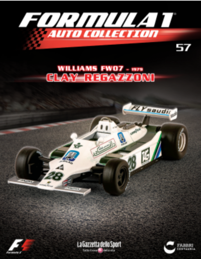 Formula 1 Auto Collection - Issue 057