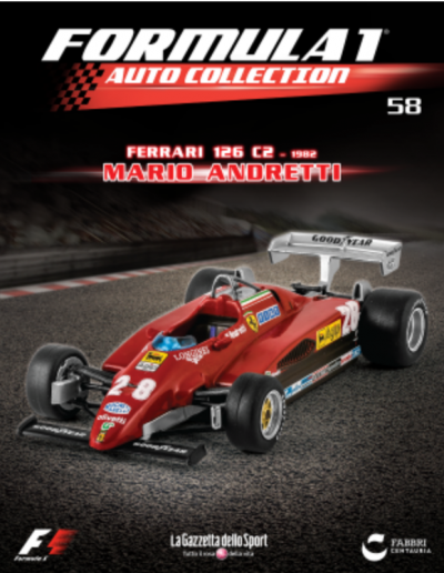 Formula 1 Auto Collection - Issue 058