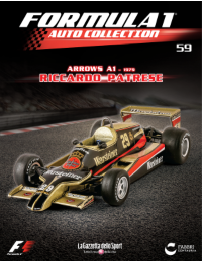 Formula 1 Auto Collection - Issue 059