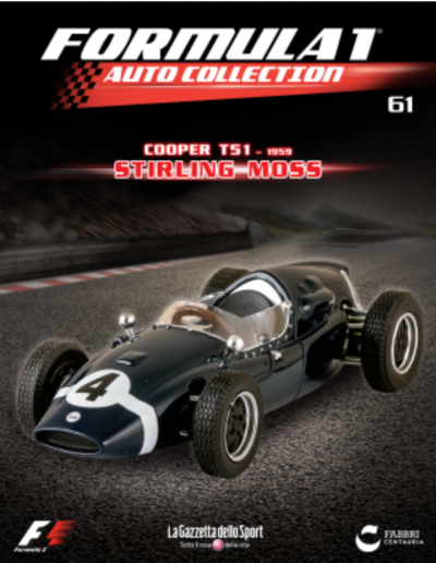 Formula 1 Auto Collection - Issue 061