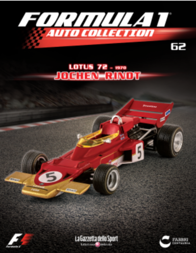 Formula 1 Auto Collection - Issue 062