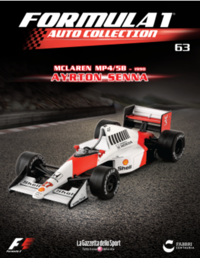 Formula 1 Auto Collection - Issue 063