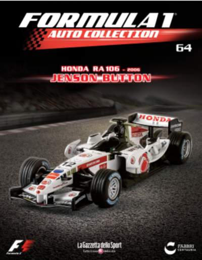 Formula 1 Auto Collection - Issue 064