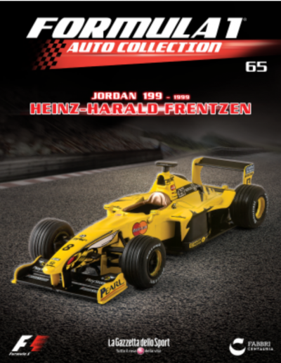 Formula 1 Auto Collection - Issue 065