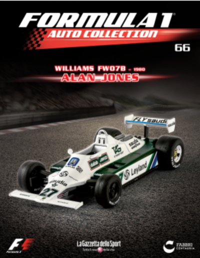 Formula 1 Auto Collection - Issue 066