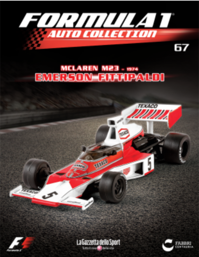 Formula 1 Auto Collection - Issue 067