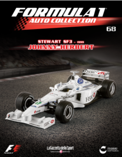 Formula 1 Auto Collection - Issue 068