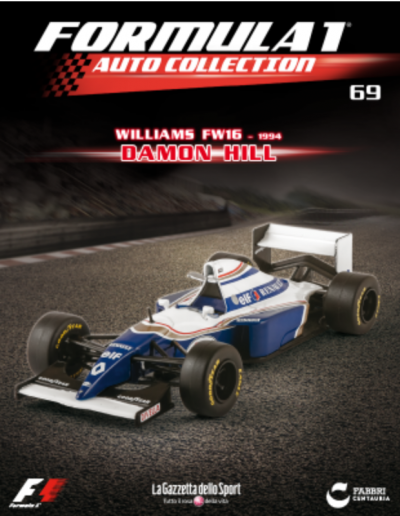 Formula 1 Auto Collection - Issue 069