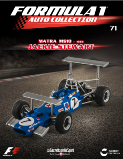 Formula 1 Auto Collection - Issue 071