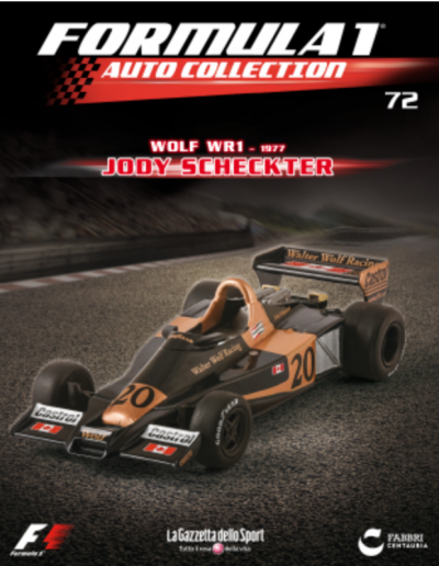 Formula 1 Auto Collection - Issue 072