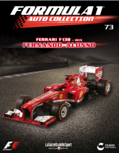 Formula 1 Auto Collection - Issue 073