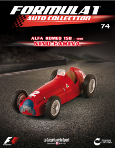 Formula 1 Auto Collection - Issue 074