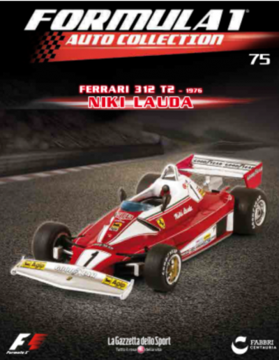 Formula 1 Auto Collection - Issue 075