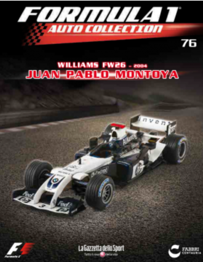 Formula 1 Auto Collection - Issue 076