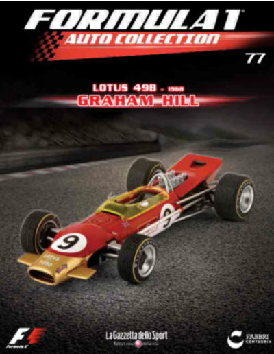 Formula 1 Auto Collection - Issue 077