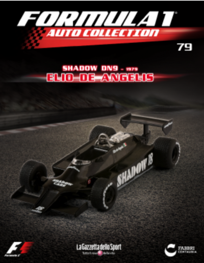 Formula 1 Auto Collection - Issue 079