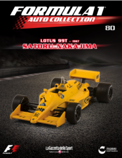 Formula 1 Auto Collection - Issue 080