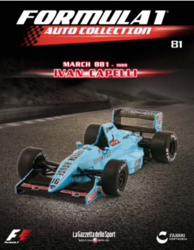 Formula 1 Auto Collection - Issue 081