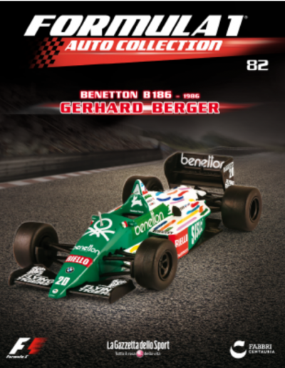 Formula 1 Auto Collection - Issue 082