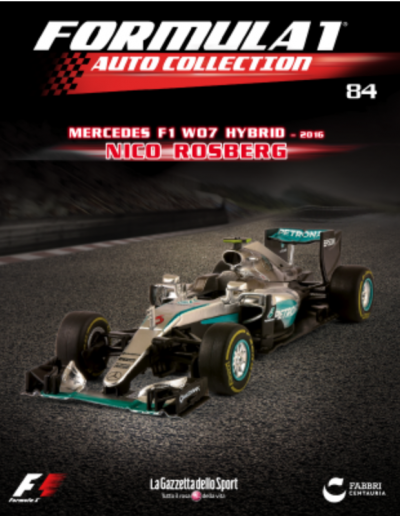 Formula 1 Auto Collection - Issue 084