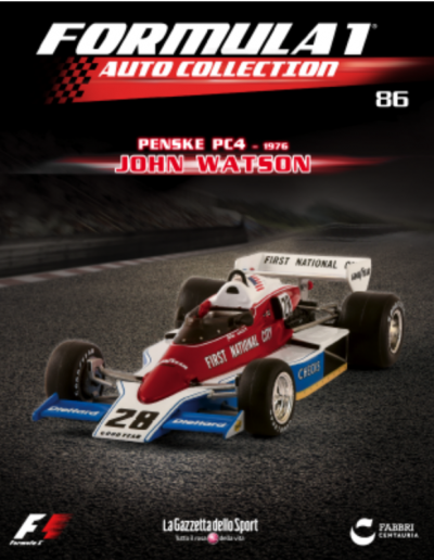 Formula 1 Auto Collection - Issue 086
