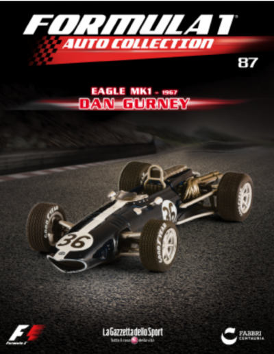 Formula 1 Auto Collection - Issue 087