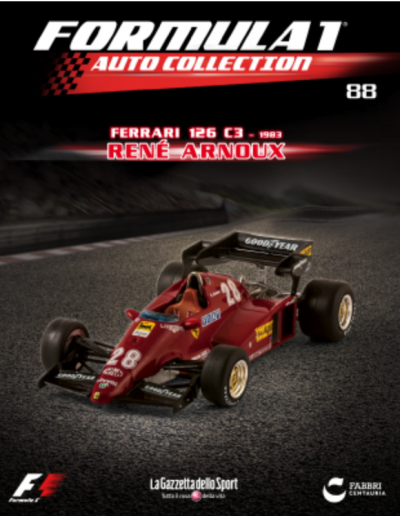 Formula 1 Auto Collection - Issue 088