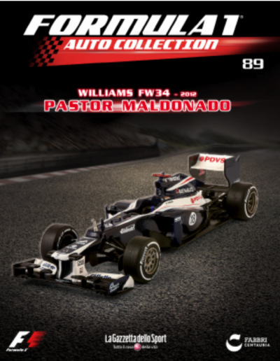 Formula 1 Auto Collection - Issue 089