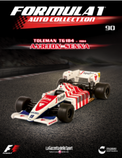 Formula 1 Auto Collection - Issue 090